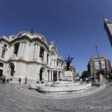 Bellas Artes y la torre Latino
