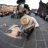 Frida en los suelos