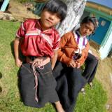 Compañeras de clase