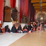 A rezar